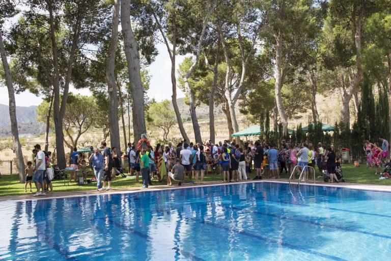 Campeonato de natación 2015-23