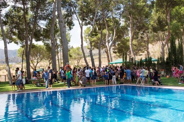 Campeonato de natación 2015-24