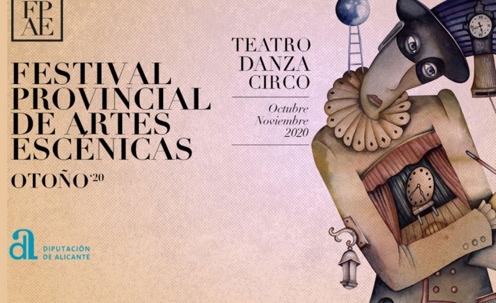 """LA ROMANA PARTICIPA AL FESTIVAL PROVINCIAL D'ARTS ESCÈNIQUES """"TARDOR 2020"""""""