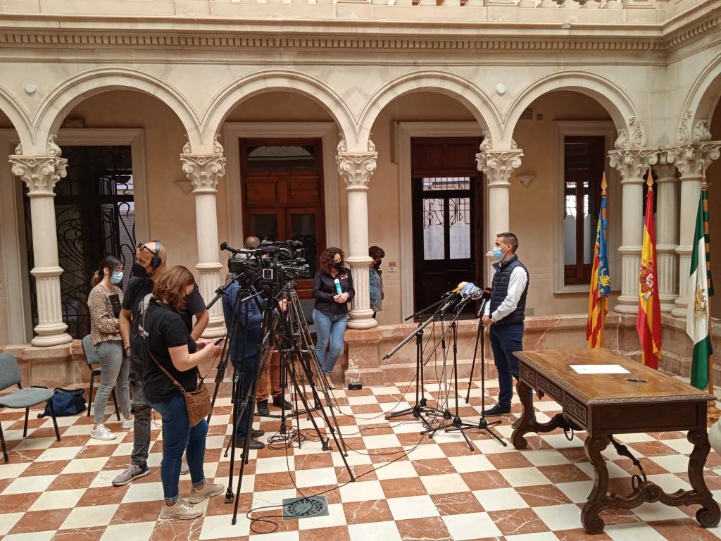 REIVINDICACIONES PARA EL SECTOR DE LA UVA DE MESA EMBOLSADA DEL VINALOPÓ