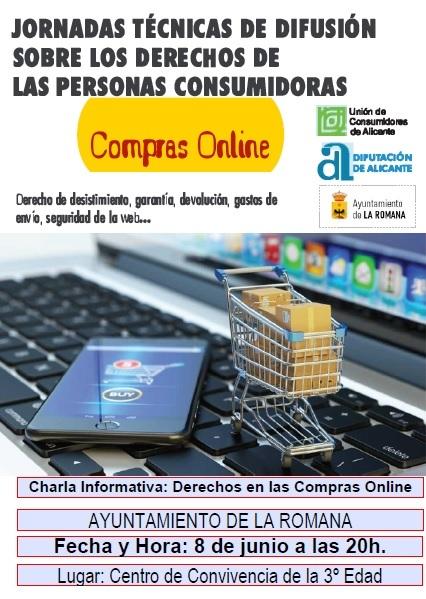 CHARLA DE LA UNIÓN DE CONSUMIDORES DE ALICANTE