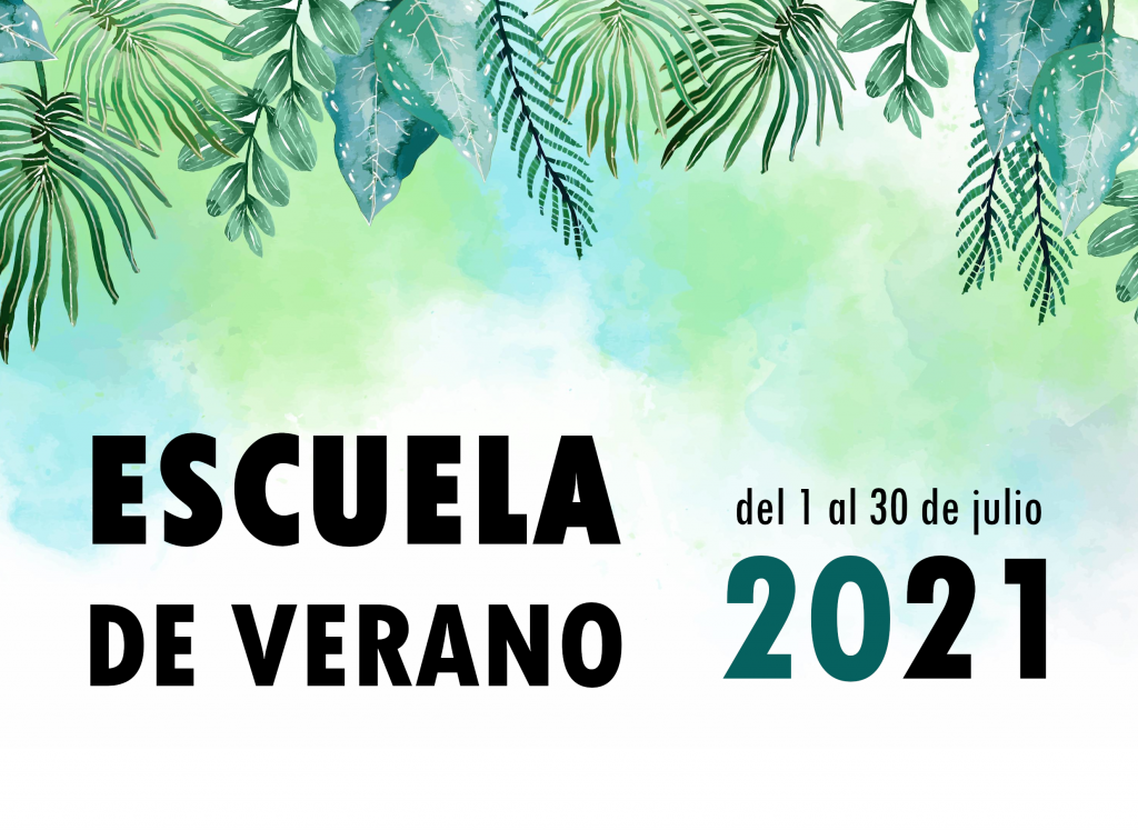 PUBLICACIÓN LISTA DEFINITIVA ESCUELA DE VERANO 2021